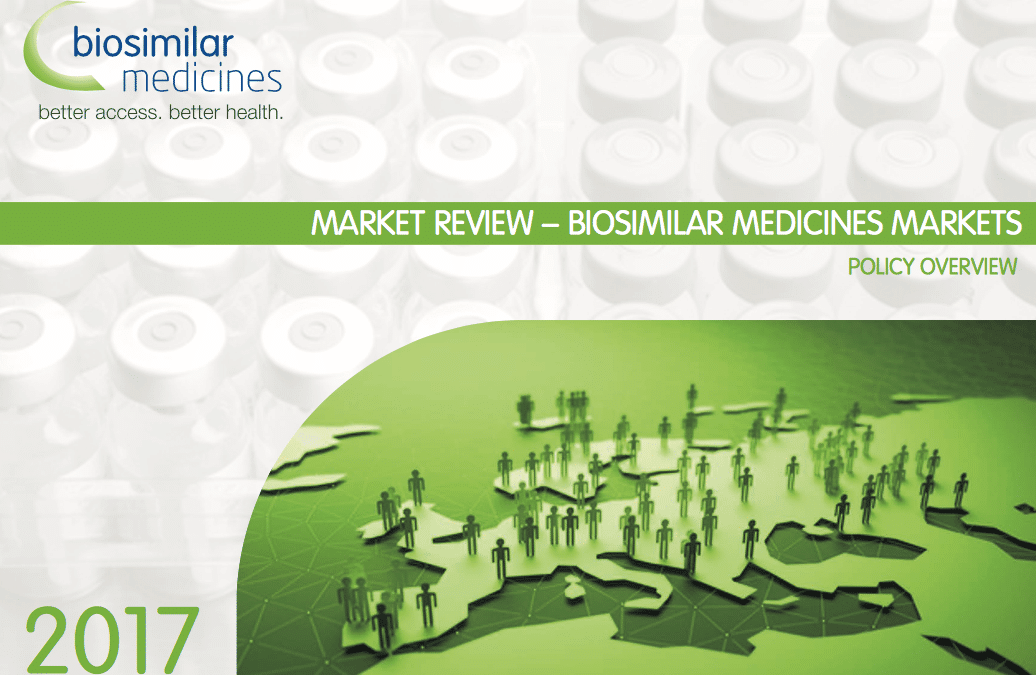 Medicines for Europe Issues 2017 Biosimilar Market Review